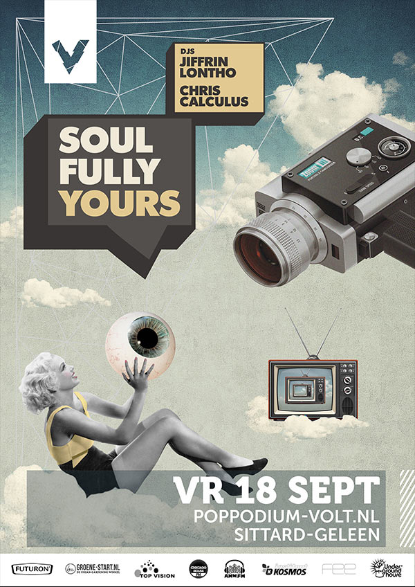 Soulfully yours @ Volt
